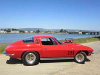 Year : 1965 Make : Chevrolet Model : Corvette Exterior