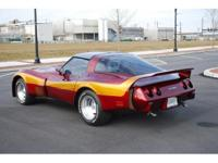 "Here is a ""One of a Kind"" 1980 Corvette ""Greenwood"