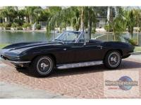 1965 CORVETTE CONVERTIBLE FOR YOUR CONSIDERATION A