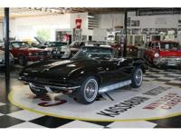 1965 Chevrolet Corvette Roadster #s Matching