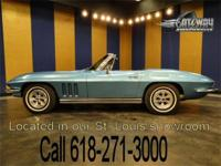 1965 Chevrolet Corvette Convertible for sale! This