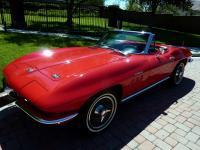 "1965 NCRS ""TOP FLIGHT"" AWARD WINNING CORVETTE ONE OF"