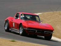 1965 Chevrolet Corvette Stingray Sport Coupe No smog