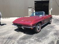 1965 Chevrolet Corvette Stingray Convertible Vintage