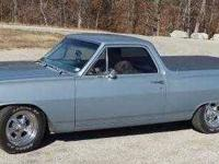 1965 Chevrolet El Camino This custom vehicle has 5,317