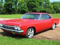 1965 Chevrolet Impala SS (MN) - $35,000 **Exterior:
