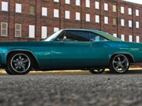 1965 Chevrolet Impala SS Pro Touring RESTOMOD. - Mint