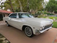 A Beautiful original mileage Impala SS -New stainless