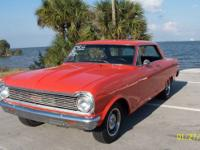 1965 CHEVROLET NOVA SS, REAL '118' VIN, FRESH