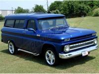 1965 Chevrolet Suburban Custom trucks are becoming more