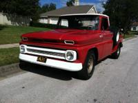 1965 Chevrolet Half Ton Pickup Stepside with side bed