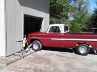 I have a completely restored 1965 chevy c10. It has