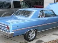 Description Year: 1965 car is solid no rust Motor is a