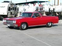 1965 Chevy El Camino Gorgeous! 350 LT1 Corvette Engine,