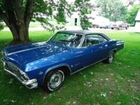 1965 Chevy Impala available (MN) - $12,500. 2 door