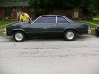 I have a Chevy nova to for sell.I bought it as a