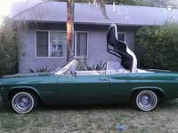 i have a 65 impala that that has nice paint an