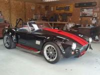 1965 Cobra Replica (TX) - $42,500 1,100 miles only!