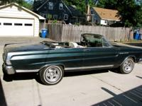 1965 Comet Convertible-Auto- 289 Engine. This is a