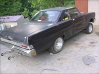Available for sale, my 1965 Mercury Comet 2dr hardtop