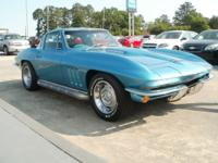 1965 Stingray. 502 GM Crate Engine. 502 HP. 4 speed