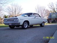 1965 Dodge Coronet 440 2DR HT ..California Car ..Only