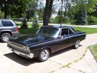 1965 Dodge Coronet 500 2DR HT ..Complete B/W Rebuild