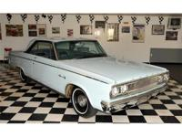 WOW!!! 1965 Dodge Coronet 500 with 426 Max Wedge V-8,