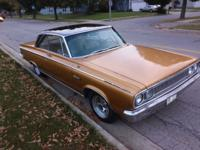 1965 Dodge Coronet 500 numbers matching This unusual