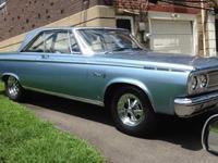 1965 DODGE CORONET 500 (PA) - $34,900 440 C.I. MOTOR //