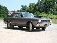 65 Dodge Dart California Drag Car It was a muscle car