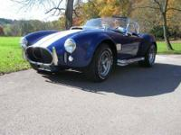1965 Ford Cobra MKIII Replica. This Cobra Replica looks