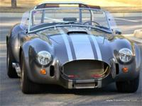 1965 COBRA built to exacting specs by Superformance Mk