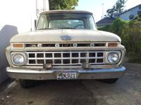 Make me an offer. I am getting rid of my 1965 F-100 to