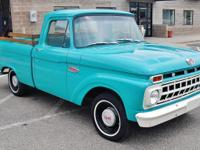 For sale;,,,,,. Is an unmolested 1965 Ford F100 short