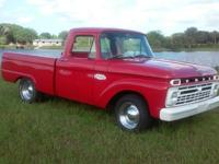 FOR SALE: 1965 Ford F100 Twin I Beam. 351 Cleveland