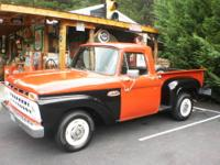 Super Nice 1965 Ford F100 Twin I Beam Short Bed Truck