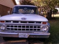 We have the original registration for this truck and