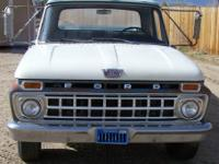 Hot August Nights Special !! 1965 Ford Pickup longbed,