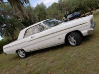 1965 Ford Fairlane 500 2DR HT ..Total Restoration