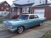 1965 Ford Fairlane for sale. Car is original Arizona