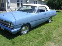 I have a 1965 Ford Fairlane 80% restored, rebuilt 289,
