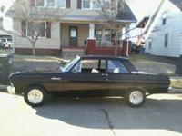 1965 Ford Falcon 2 Door Sedan. 6cyl 170ci engine with 3