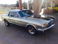 1965 Mustang clean title and the A/C work great the car