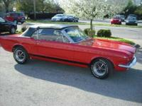 1965 Ford Mustang in Excellent Condition 1965 Mustang