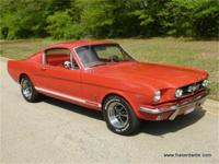 MUSTANG 1965 2+2 FASTBACK , updated to 'GT' 'A' Code,