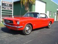 1965 Mustang Convertible,289,auto,power steering,power