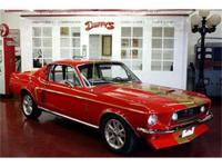 ONE OF KIND CUSTOM INPSIRED BY CARRO 1968 Ford Mustang