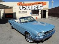 1964 1-2 Ford Mustang Convertible - 289 D code,