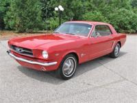 ! Just in is the nicest mustang coupe that we have had